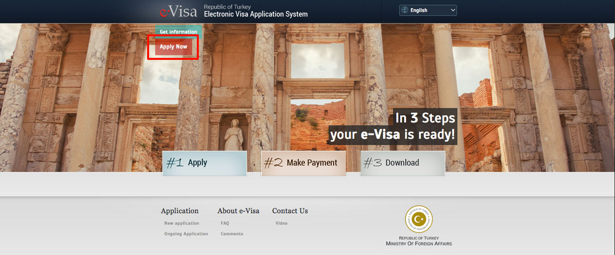 How to Apply for an e-Visa to Turkey