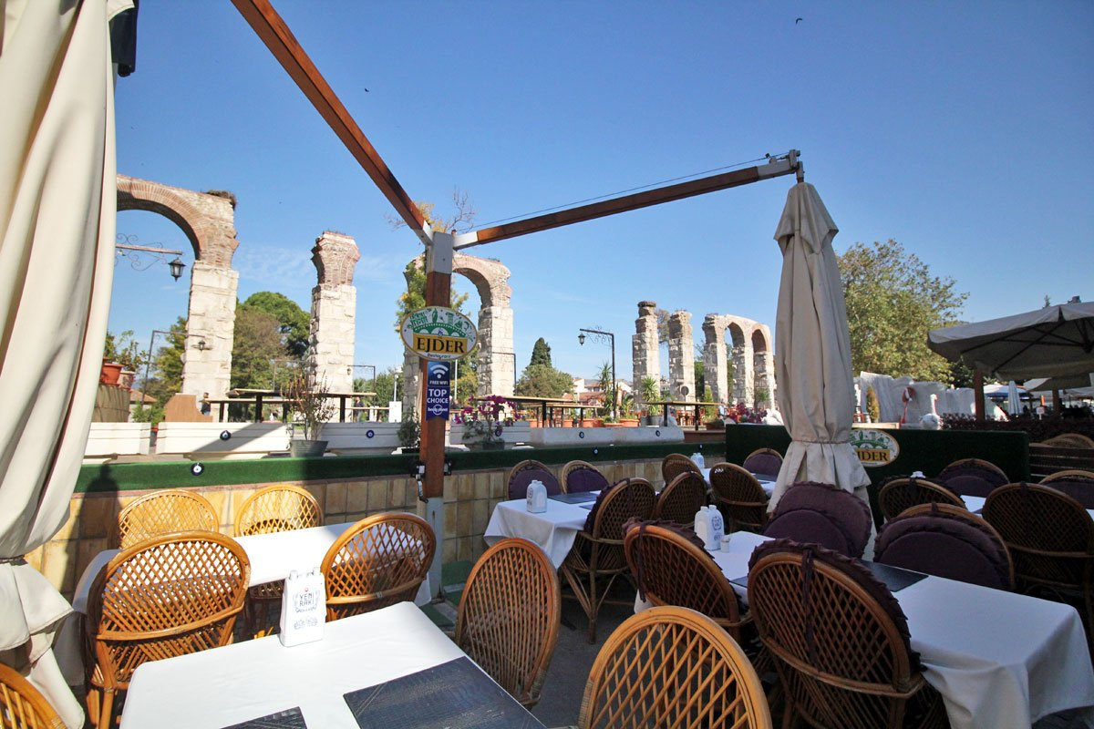 Ejder Restaurant:  Where to Eat in Selcuk, Turkey