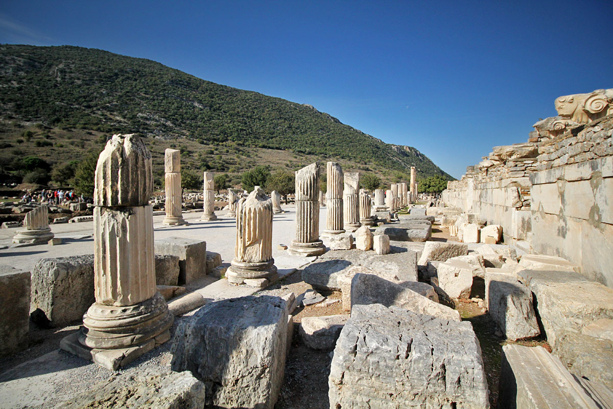 Ephesus, Selçuk, Turkey