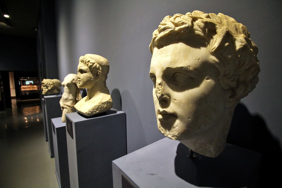 Ephesus Archaeological Museum, Selçuk, Turkey