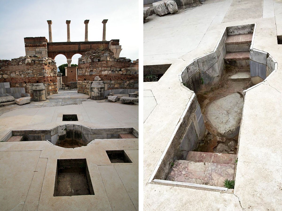 Visit the Basilica of St. John & İsabey Mosque — Monuments to Faith on Ayasuluk Hill in Selçuk, Turkey