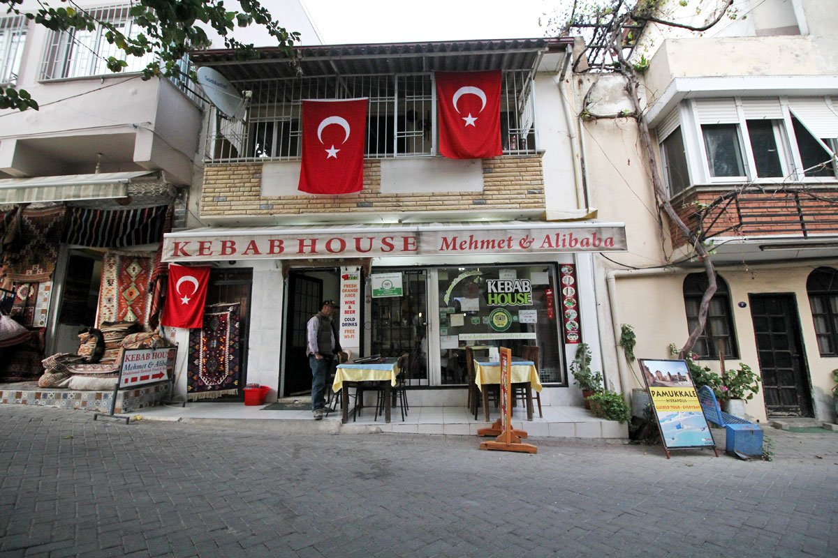 Mehmet and Ali Baba Kebab House: Where to Eat in Selcuk, Turkey