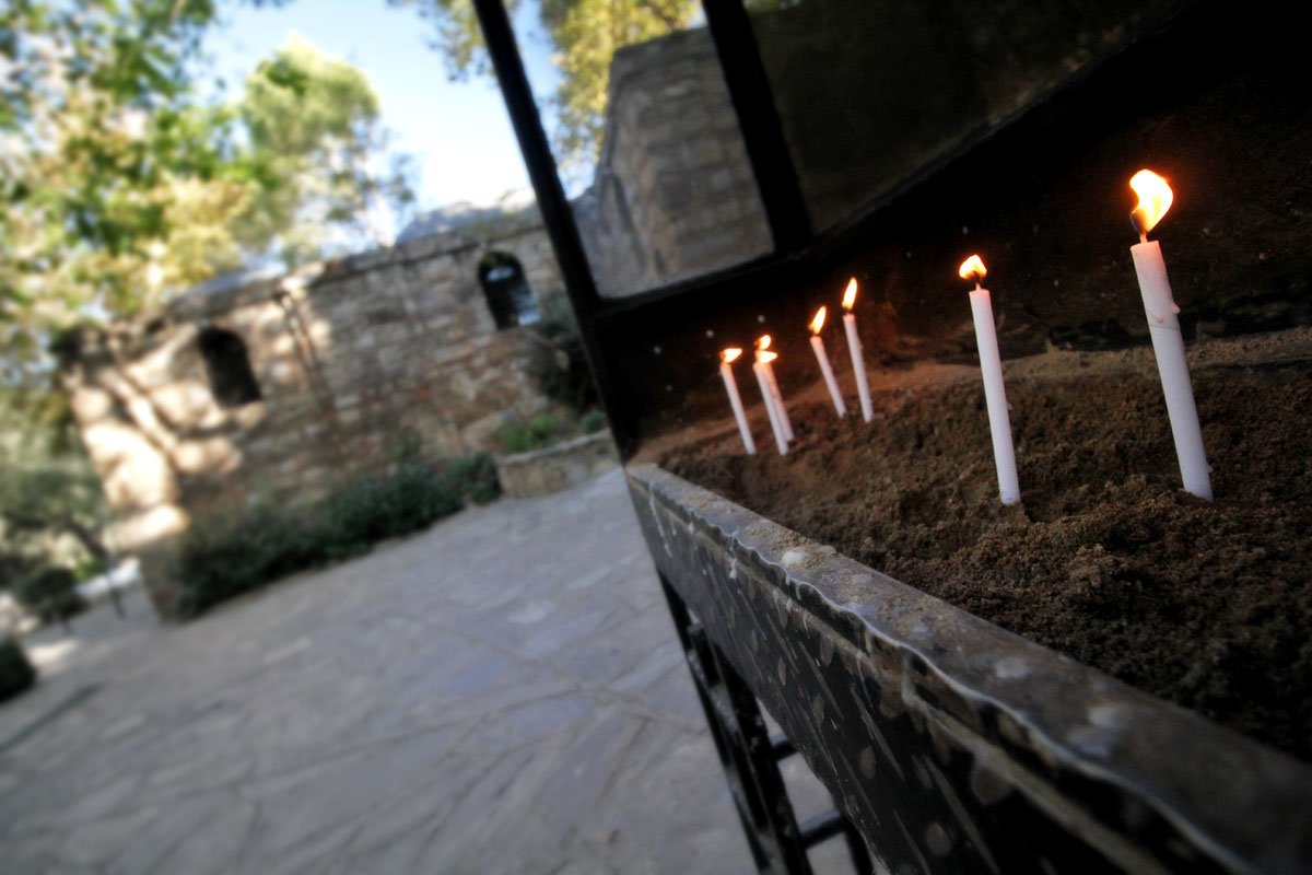 Say a Prayer at Meryem Ana Evi in Selcuk, Turkey