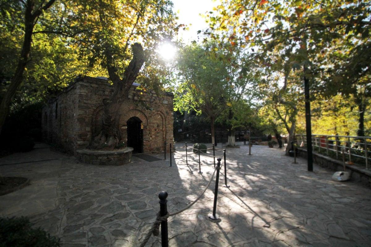 Say a Prayer at Meryem Ana Evi in Selcuk, Turkey