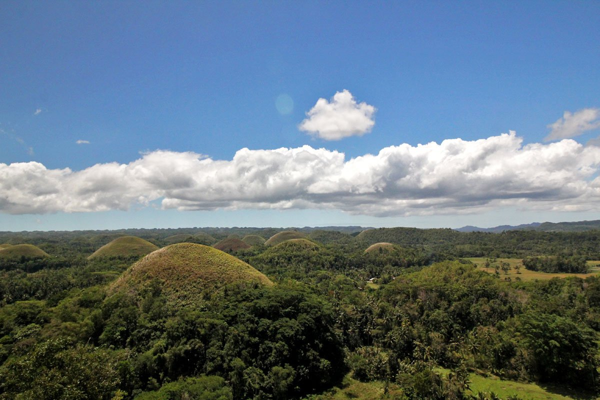 The Countryside Tour:  An Express Ticket to All of Bohol's Major Tourist Attractions