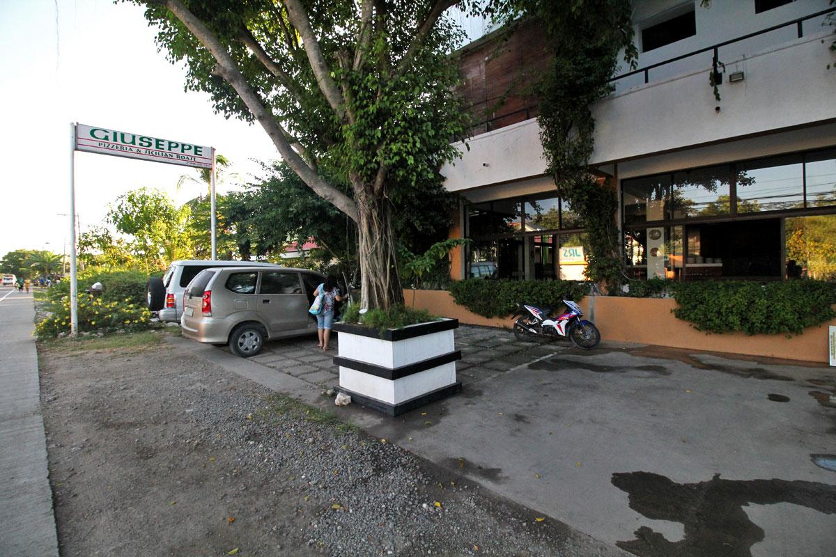 Giuseppe Pizzeria & Sicilian Roast:  Where to Eat in Panglao, Bohol, the Philippines