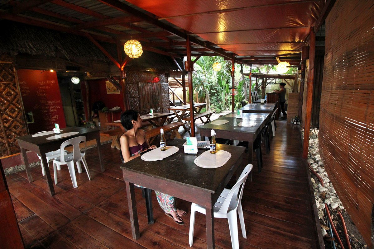 L' Elephant Bleu: Where to Eat in Panglao, Bohol, the Philippines