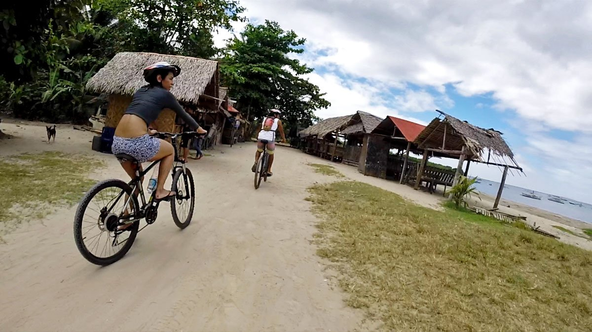 Go Stand Up Paddleboarding and Mountain Biking at Loboc River in Bohol, the Philippines
