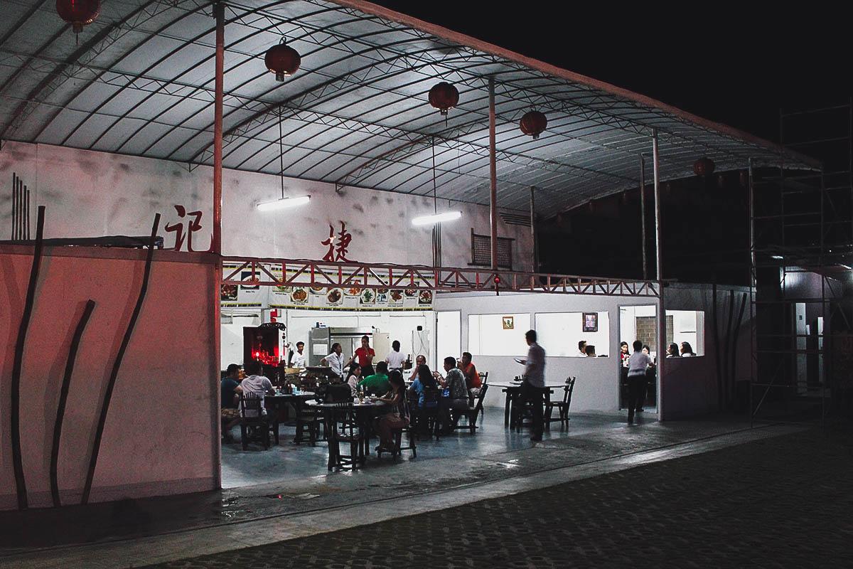 Jet G Restaurant, Davao