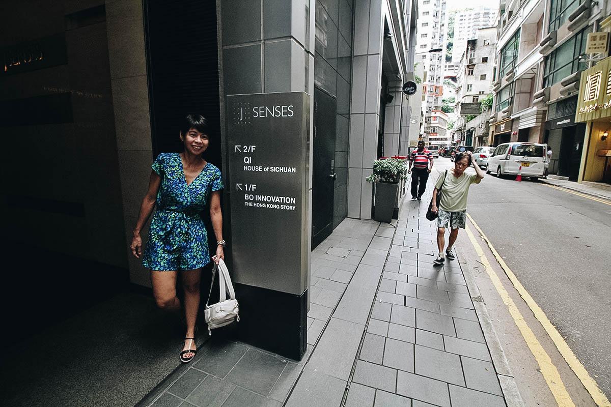 Bo Innovation, Hong Kong