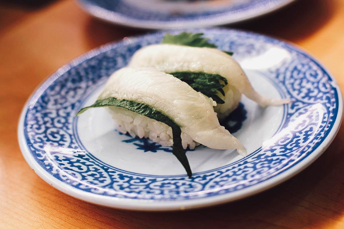 Kura Sushi, Japan