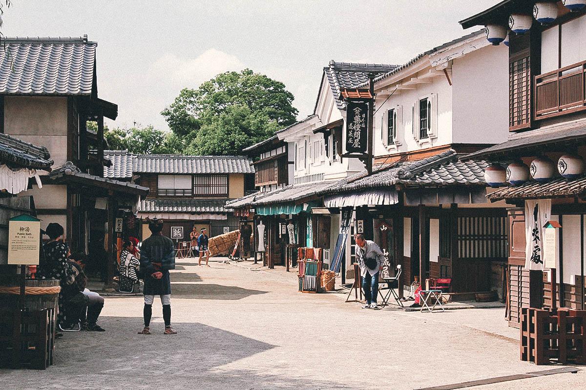 Toei Kyoto Studio Park, Japan