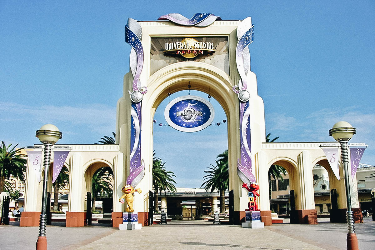 how to buy flights to universal studios japan in advance