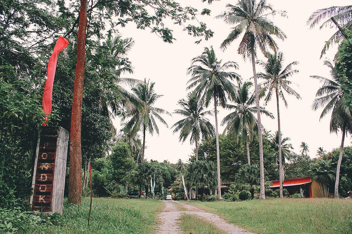 Pondok Keladi Guesthouse, Langkawi, Malaysia