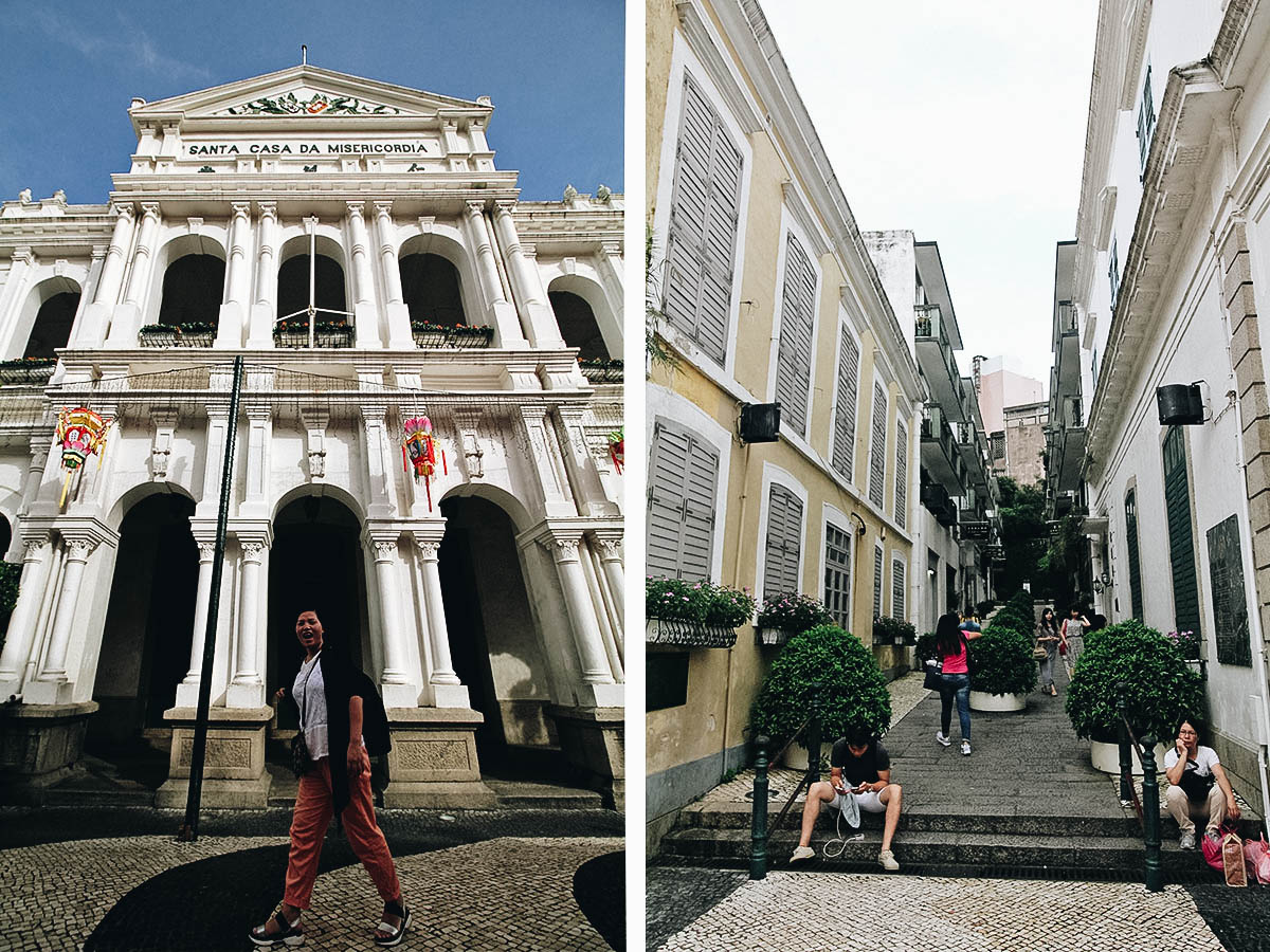 From Senado Square to the Ruins of St. Paul: A Walk through the Heart of Macau