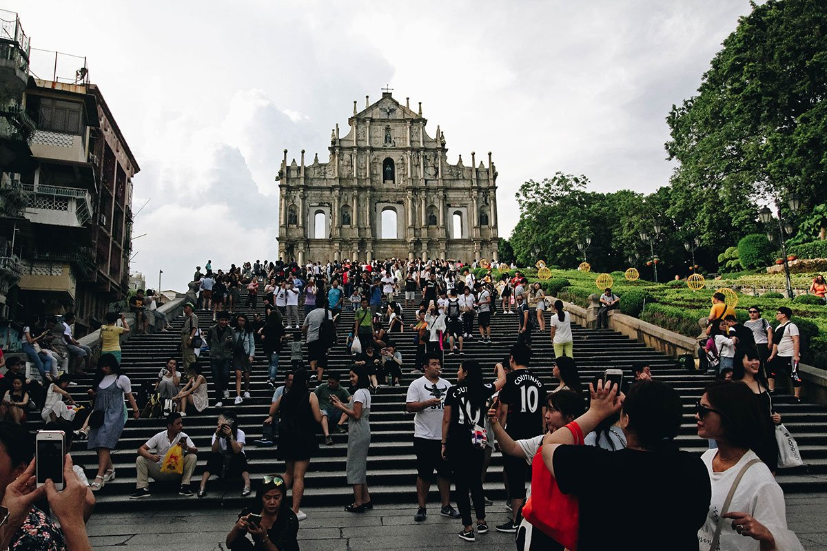 First-Timer's Travel Guide to Macau