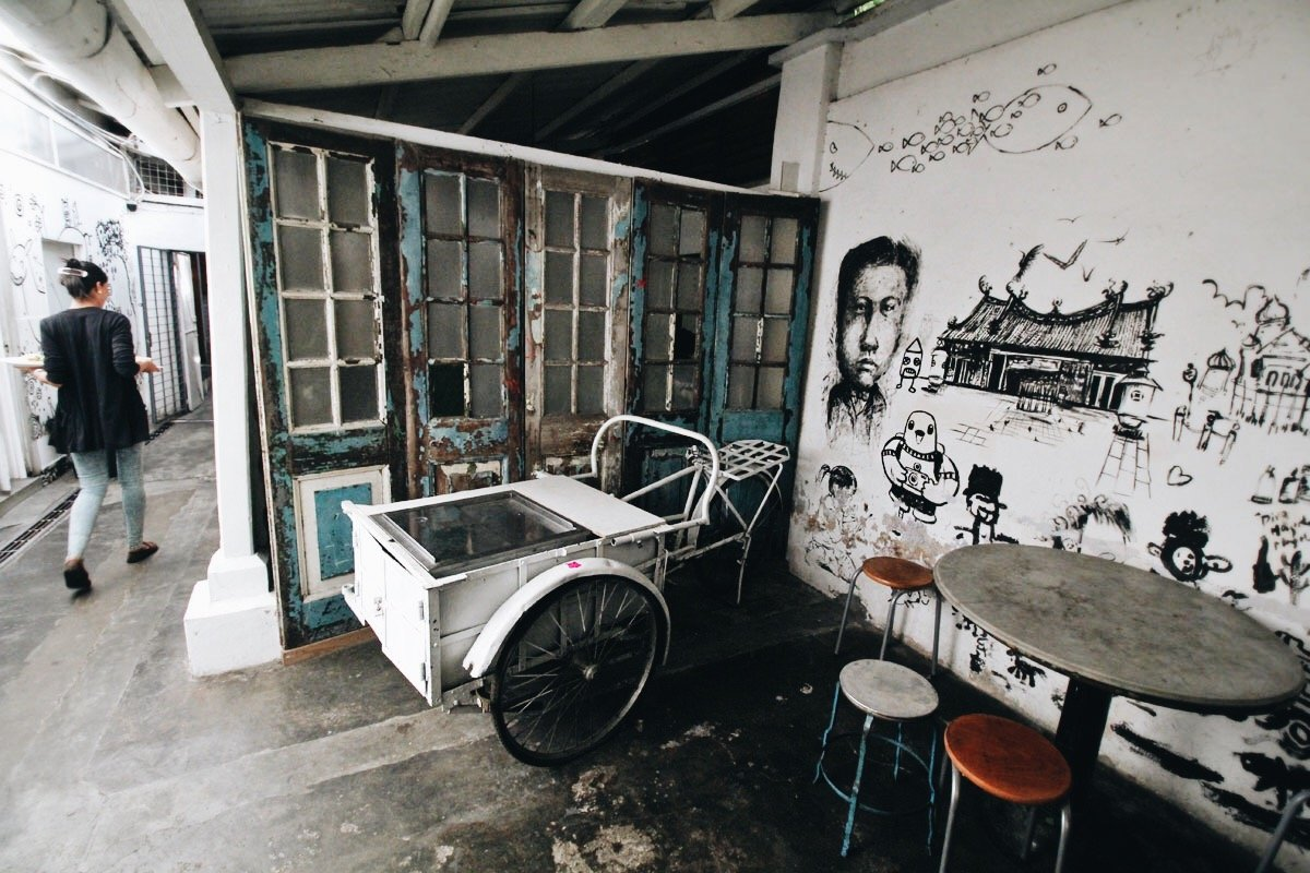ChinaHouse:  Enjoy a Slice of Cake at One of the Coolest Spots in Penang, Malaysia