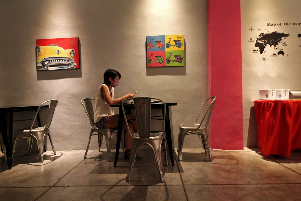 Ryokan Muntri:  A Charming Boutique Hostel in George Town, Penang, Malaysia