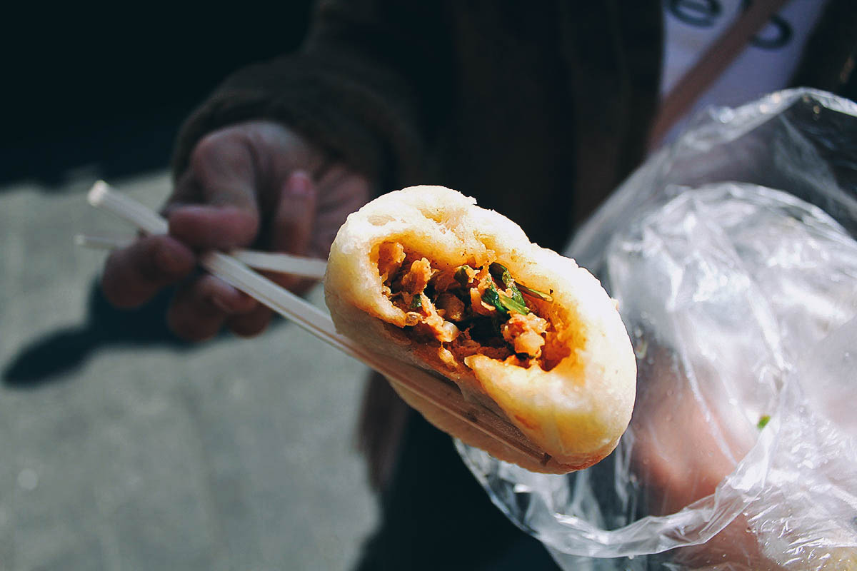 Things to Eat in Seoul, South Korea