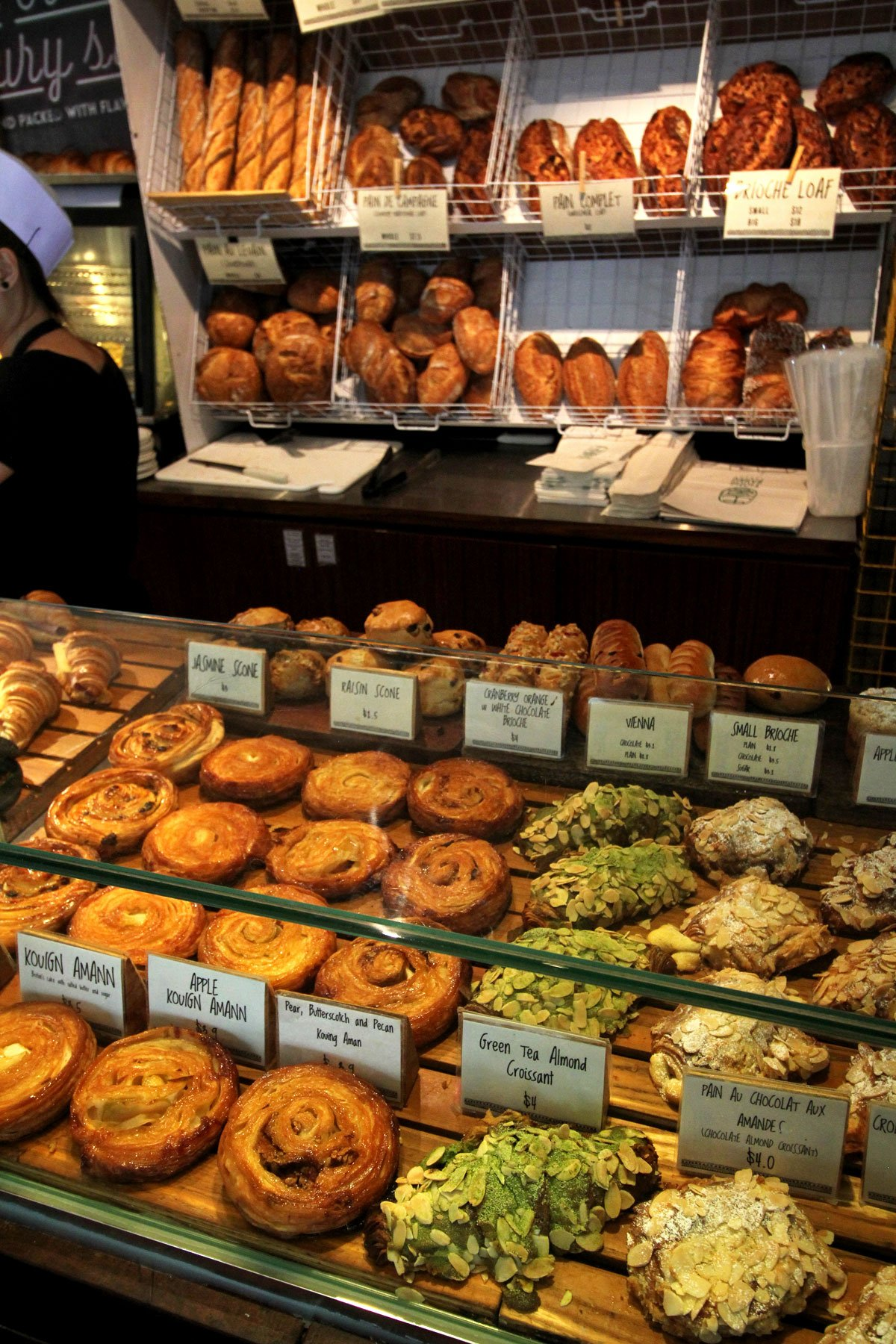 Croissants Better than Paris at Tiong Bahru Bakery in Singapore