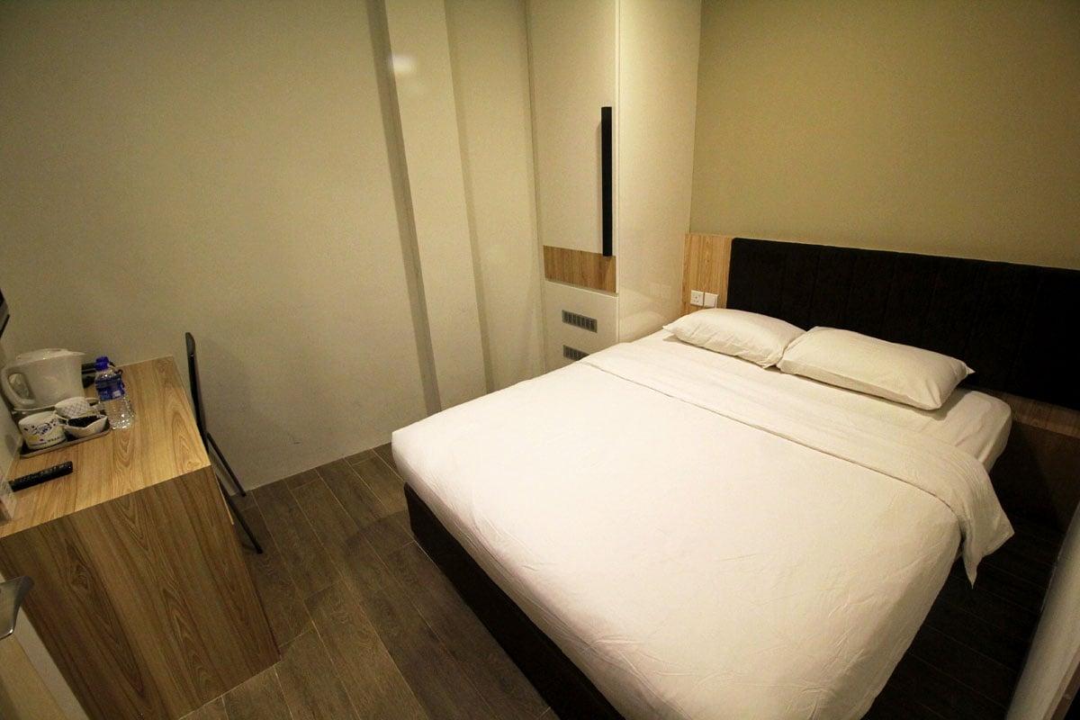 Rucksack Inn @ Mackenzie:  A Good Budget Hotel in Singapore