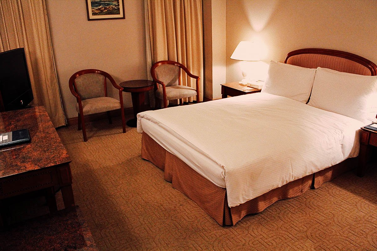 Dong Wu Hotel, Taipei, Taiwan