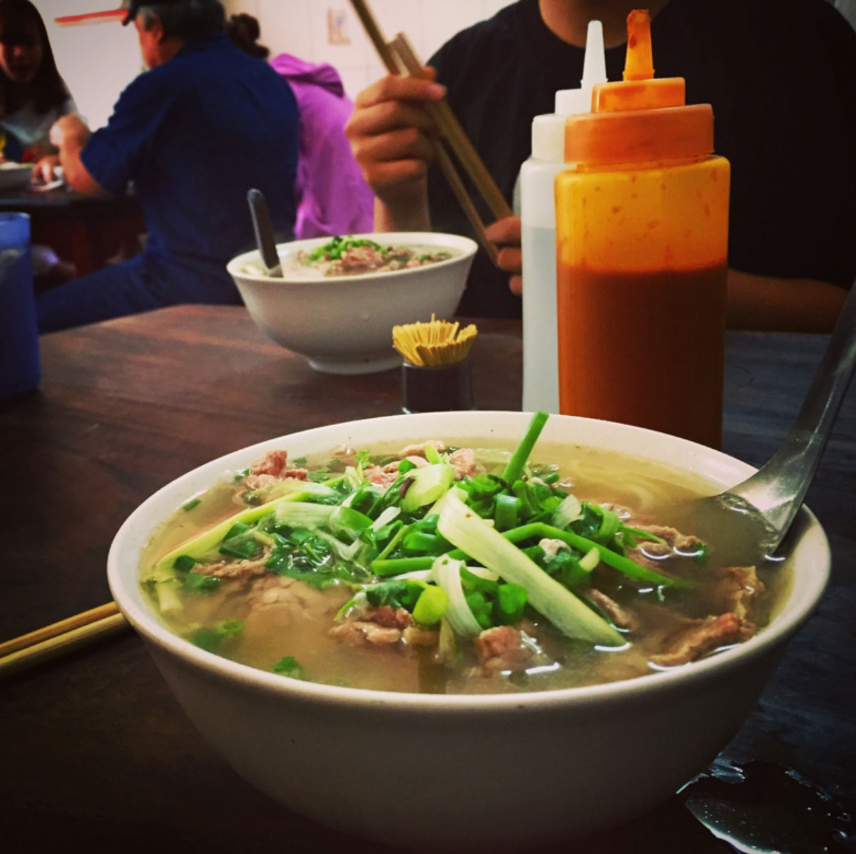 What and Where to Eat in Hanoi, Vietnam by Konrad Waliszewski