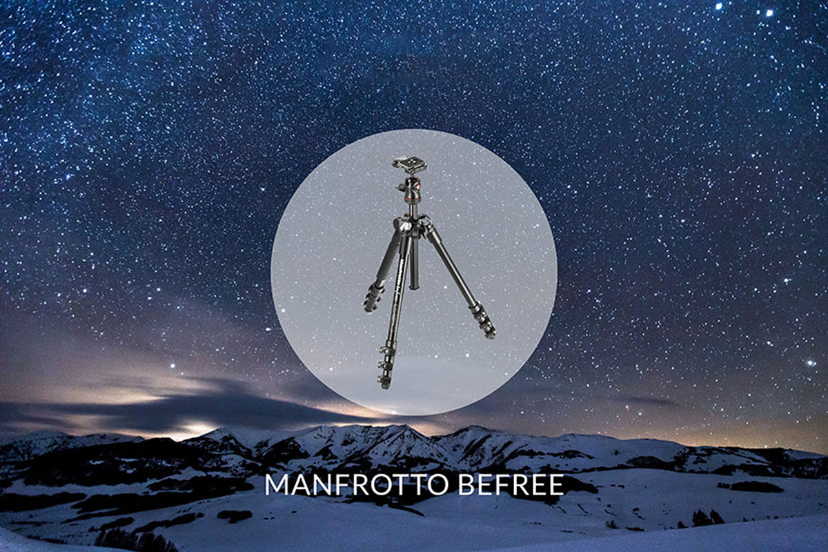 The Best Travel Tripods for Photographers by Mark Condon