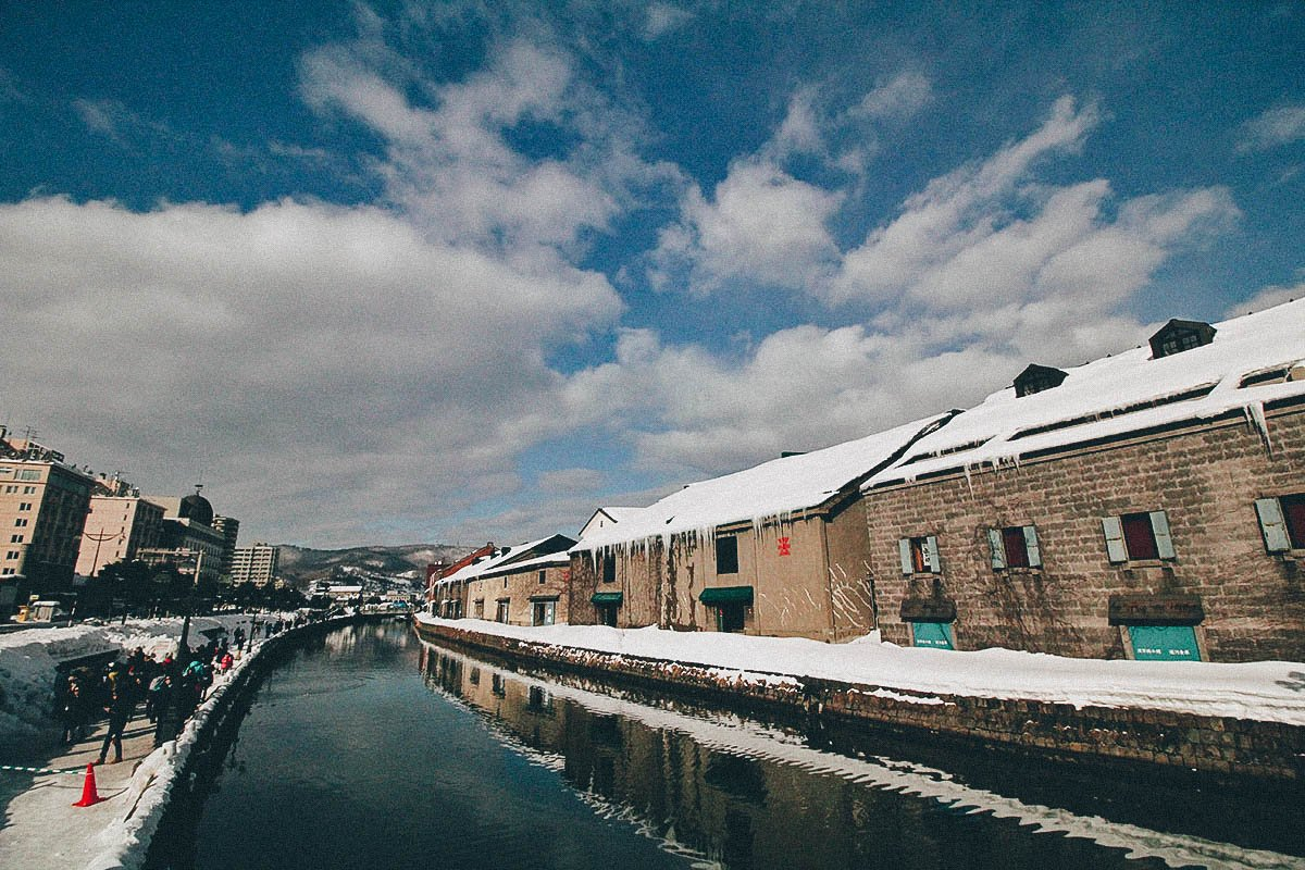 Spend the Day in Otaru, a Charming Port City near Sapporo