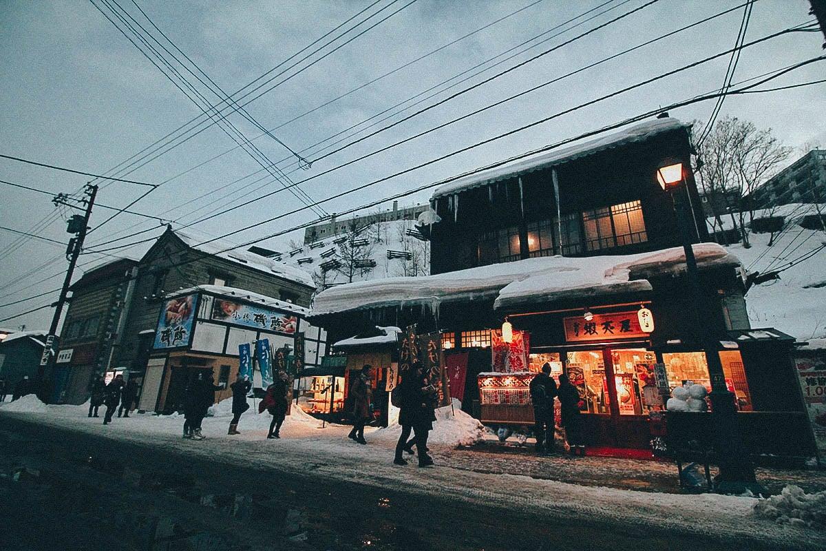 Spend the Day in Otaru, a Charming Port City near Sapporo