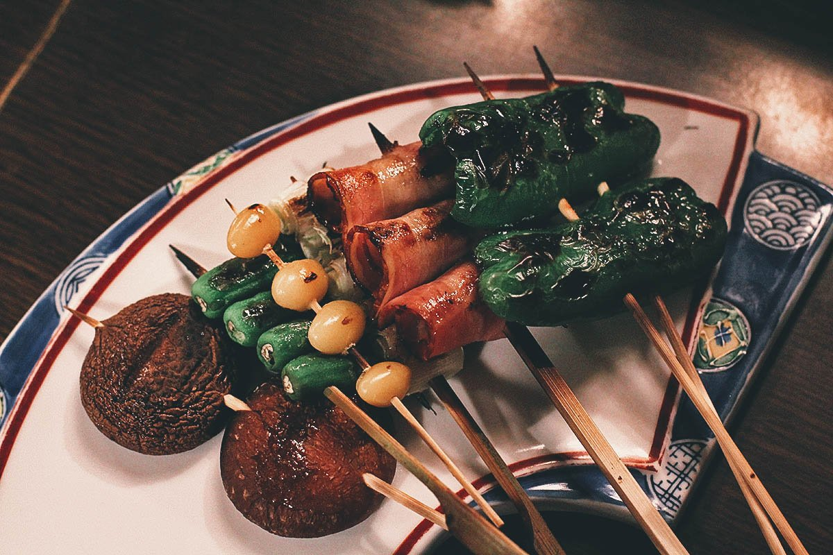 Korombia: Where to Have Yakitori in Sapporo, Japan