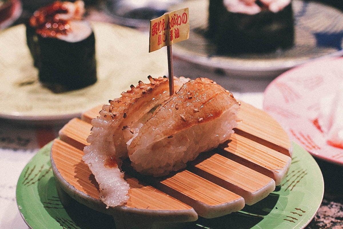 Nemuro Hanamaru: One of the Best Kaiten-Zushi Restaurants in Sapporo, Japan