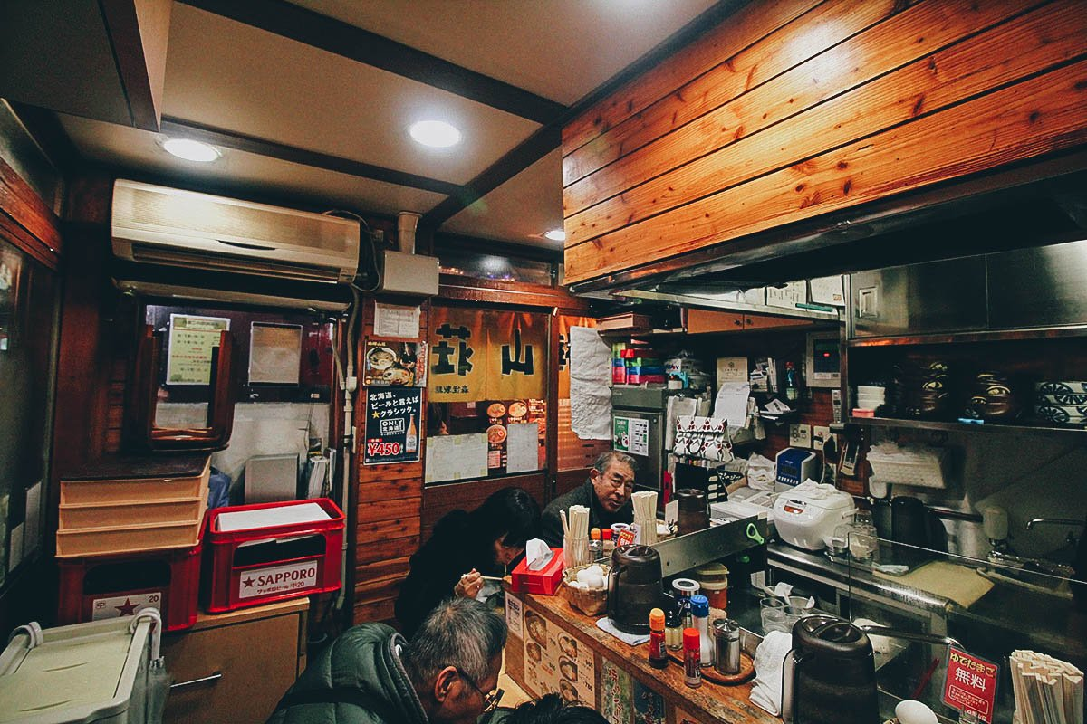 Ramen Alley: Where to Have Miso Ramen in Sapporo, Japan