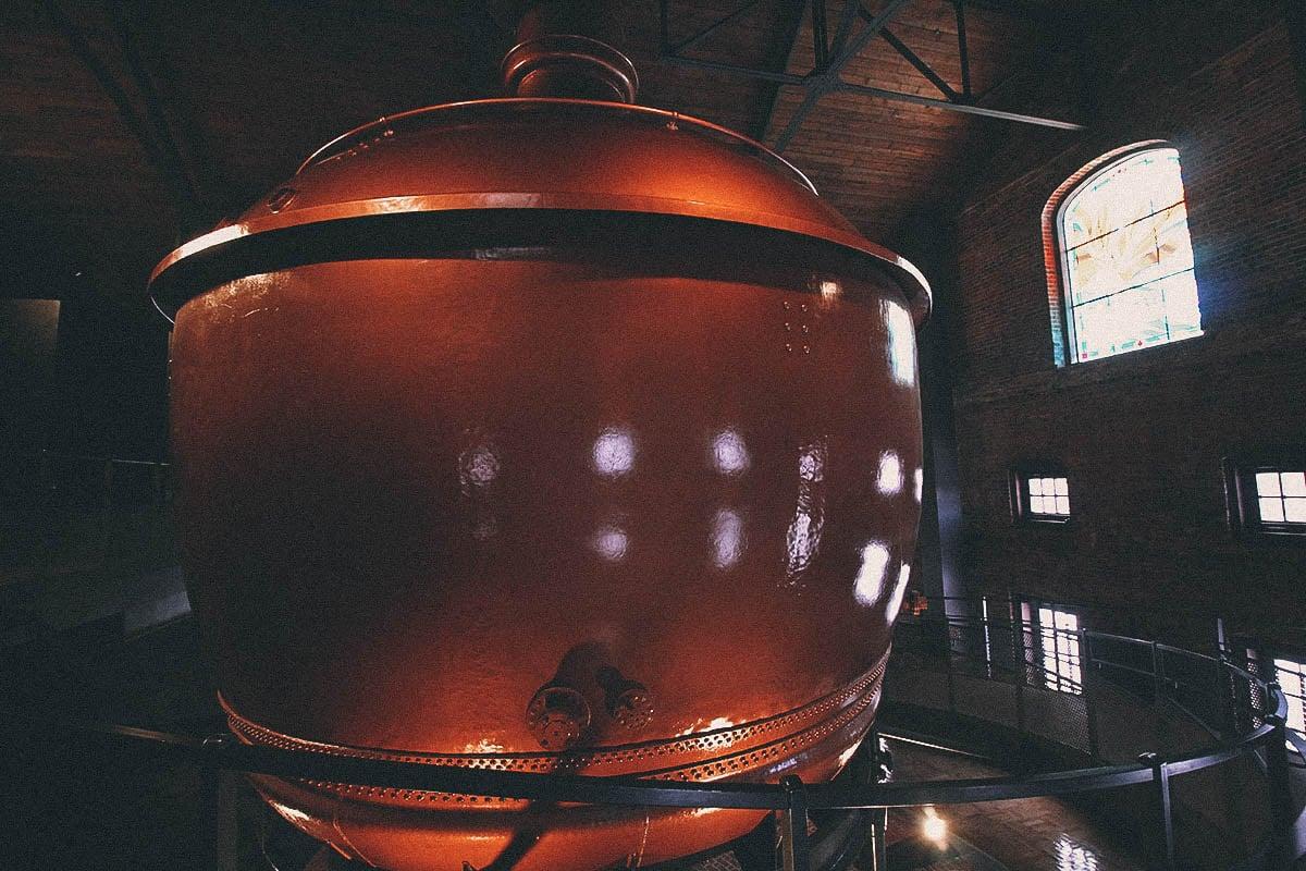 Sapporo Beer Museum: Beer Tasting and Jingisukan (Genghis Khan) in Sapporo, Japan