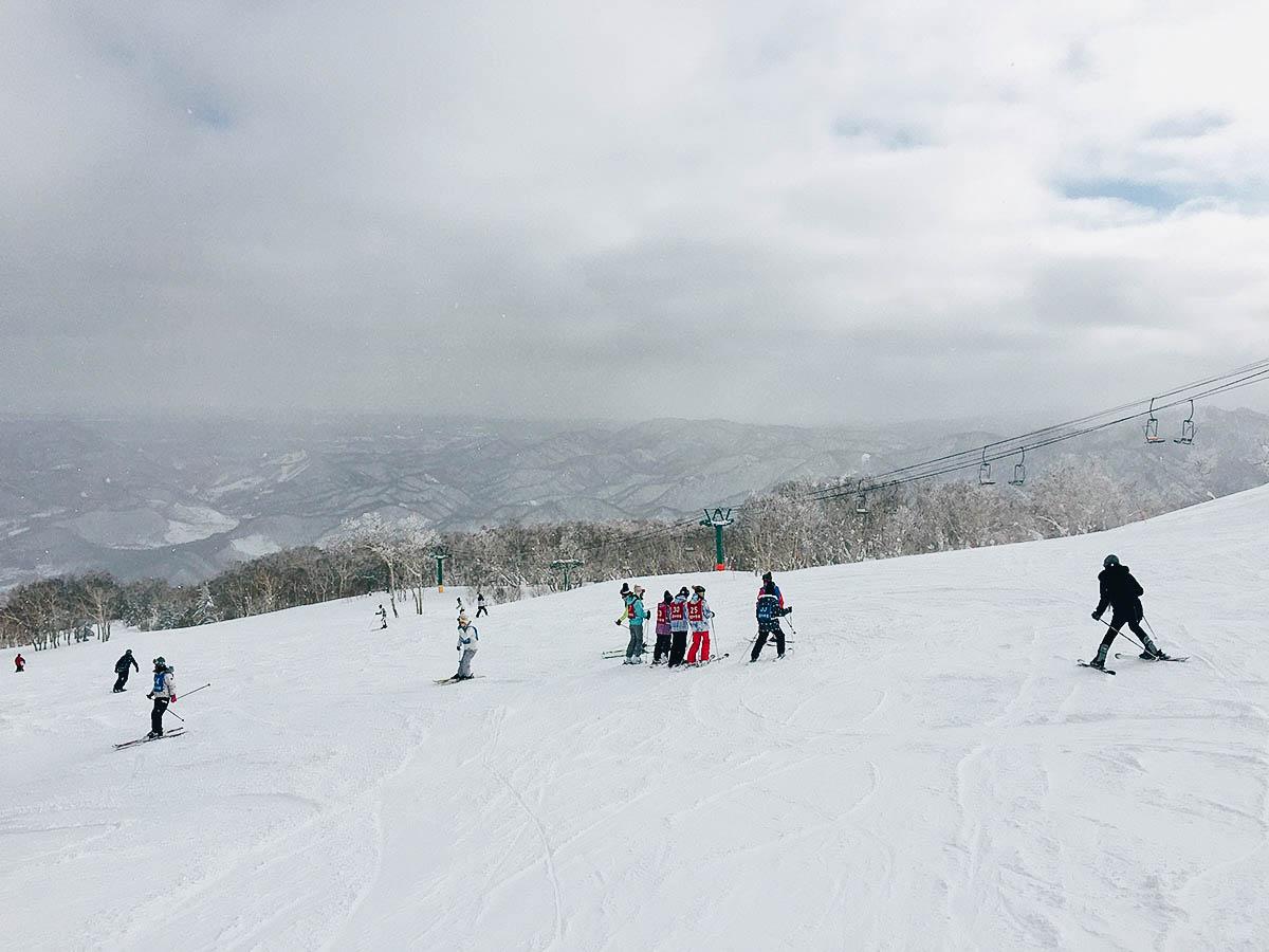 sapporo teine: where to go skiing near sapporo city