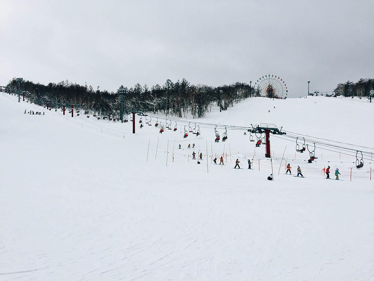 Sapporo Teine: Where to Go Skiing Near Sapporo