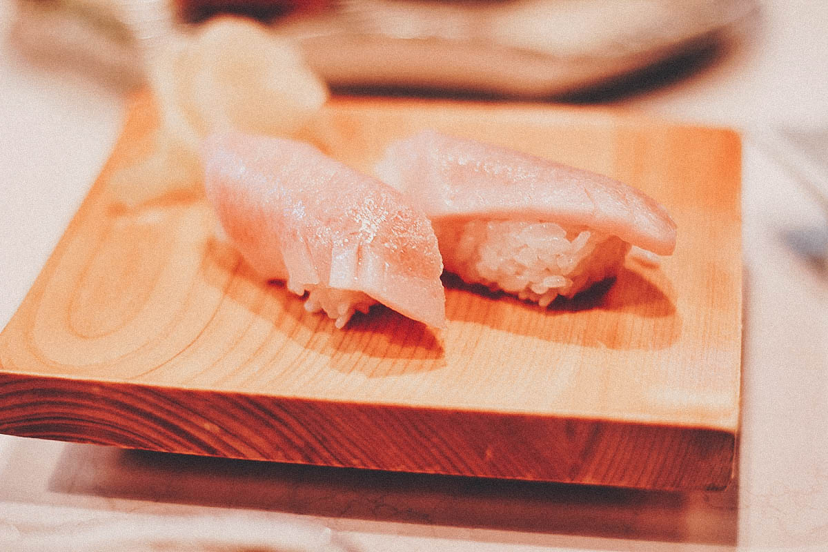 Otoro, Gion Kappa Restaurant, Kyoto, Japan