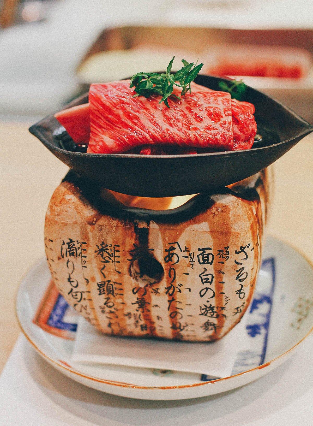 Saga Beef, Iroha, Osaka Japan
