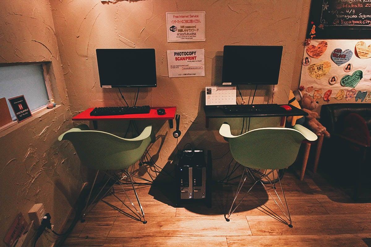 Where to Stay in Fukuoka, Japan: Hana Hostel