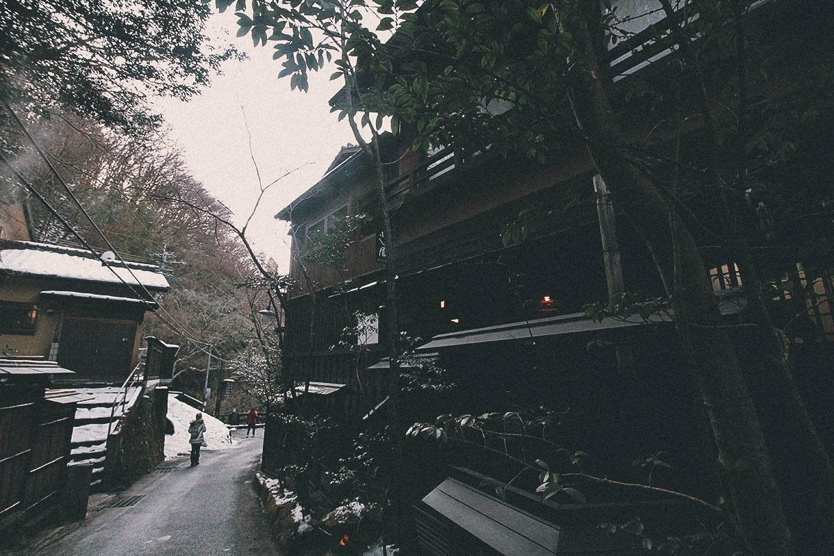 Spend the Night in Kurokawa Onsen, One of Japan's Most Scenic Onsen Towns