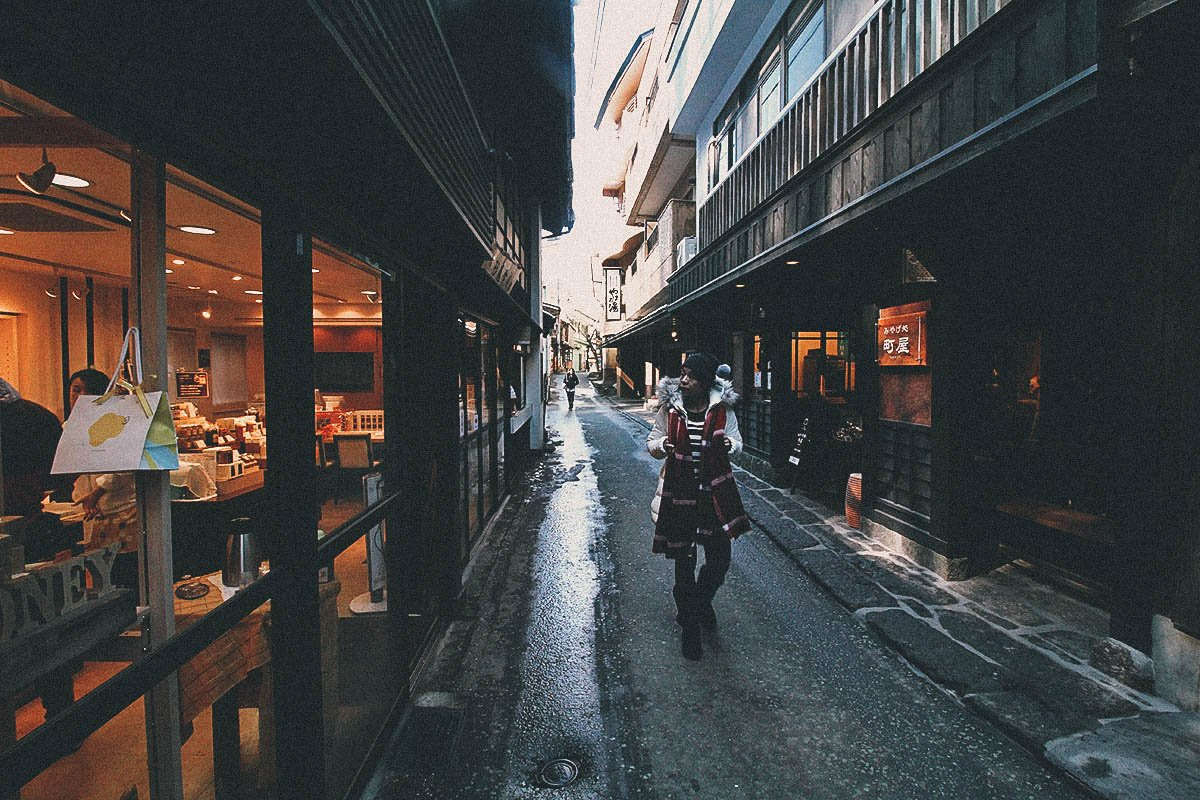 Spend the Night in Kurokawa Onsen, One of Japan's Most Scenic Onsen Towns
