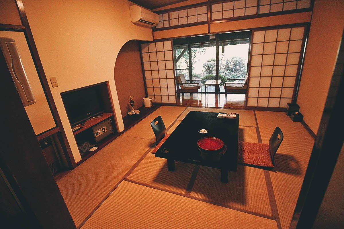 Where to Stay in Kurokawa Onsen, Japan: Senomotokan Yumerindo