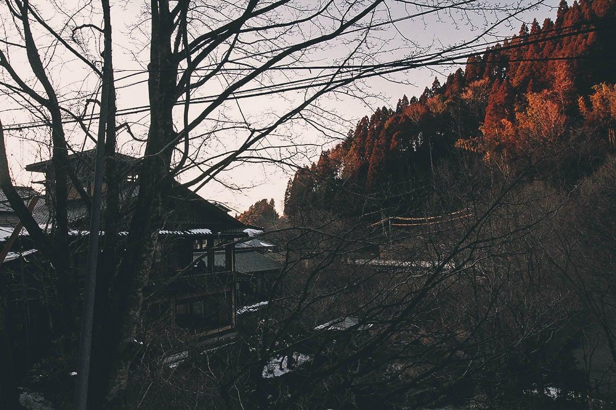 Where to Stay in Kurokawa Onsen, Japan: Senomotokan Yumerindo