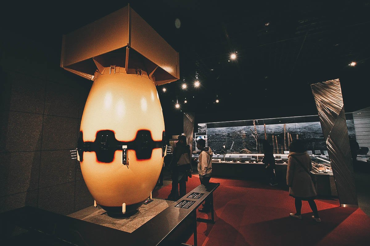 Atomic Bomb Museum, Nagasaki, Japan