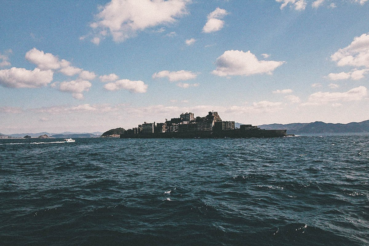 Gunkanjima: Nagasaki's Battleship Island That Inspired a Bond Villain's Lair in Skyfall