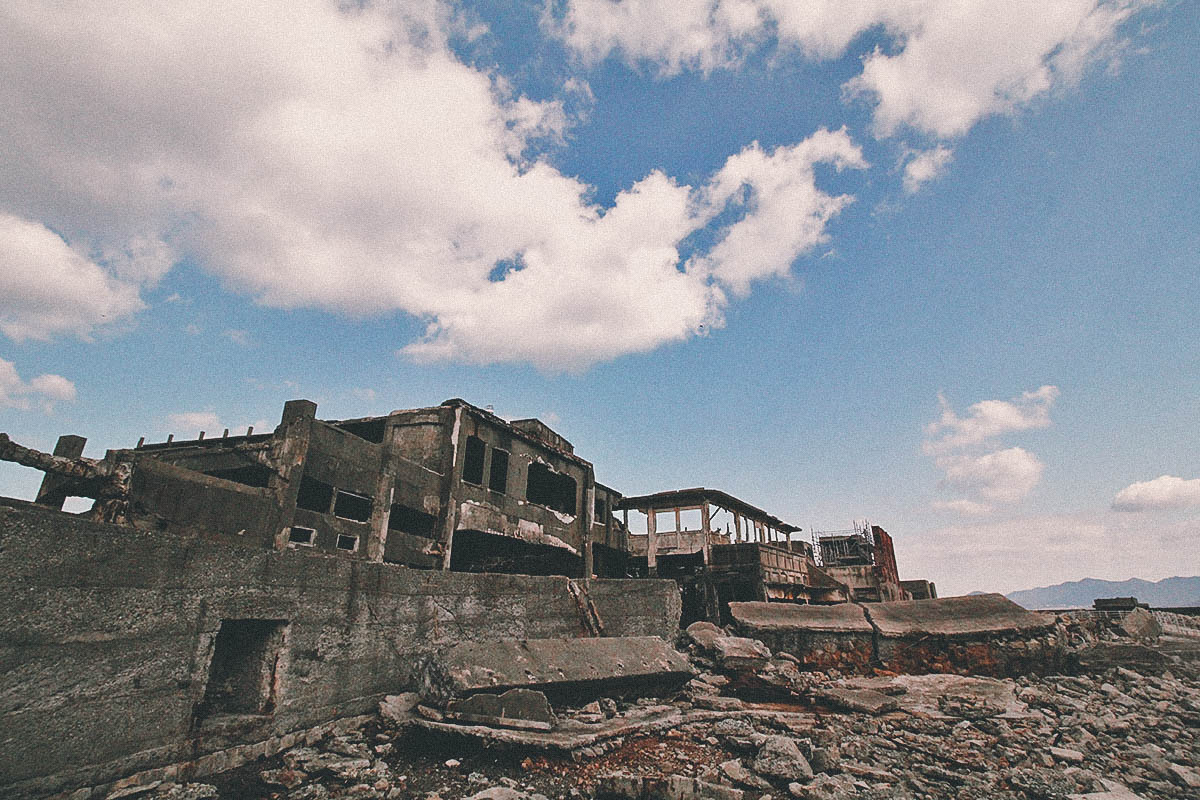 Gunkanjima: Nagasaki's Battleship Island That Inspired a Bond Villain's Lair in Skyfall