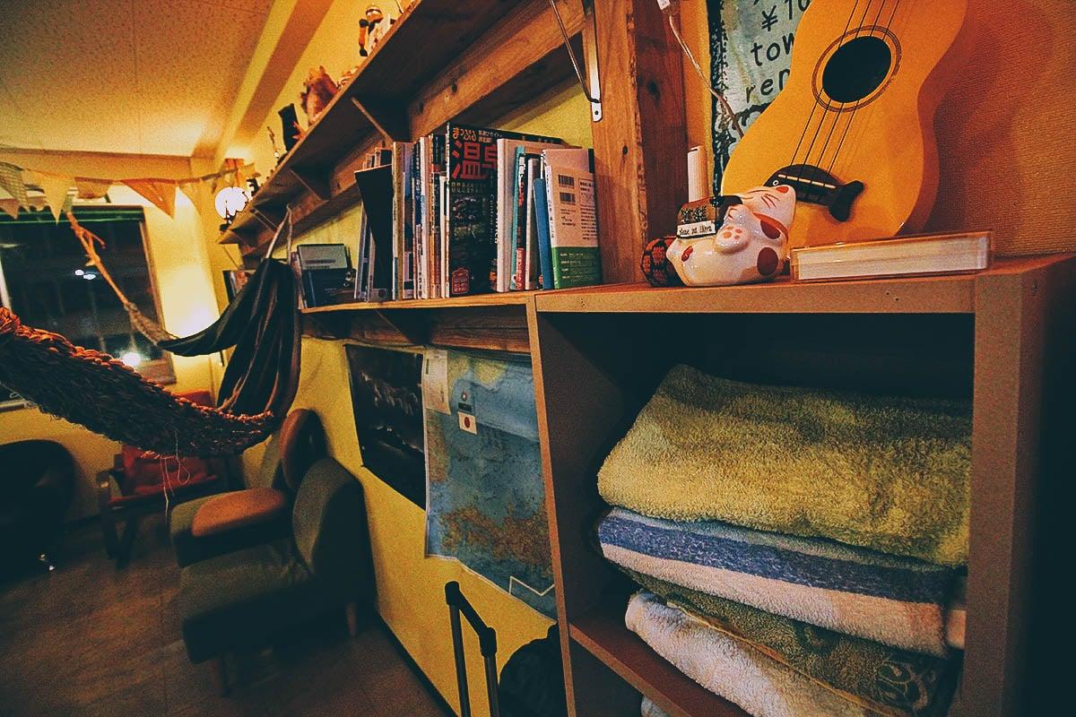 Where to Stay in Nagasaki, Japan: Hostel Casa Noda Nagasaki