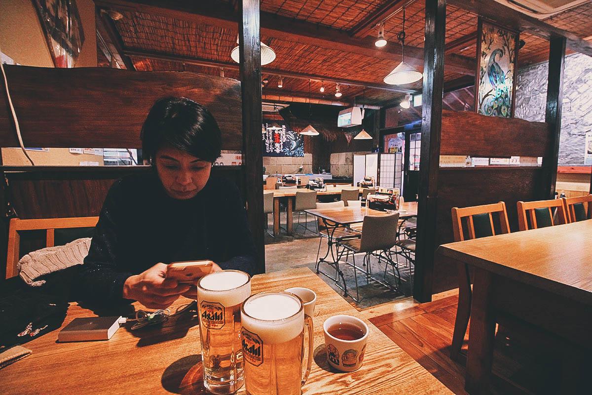 Kaisen Ichiba Nagasakiko: Enjoy Fresh Seafood on Dejima Wharf in Nagasaki, Japan