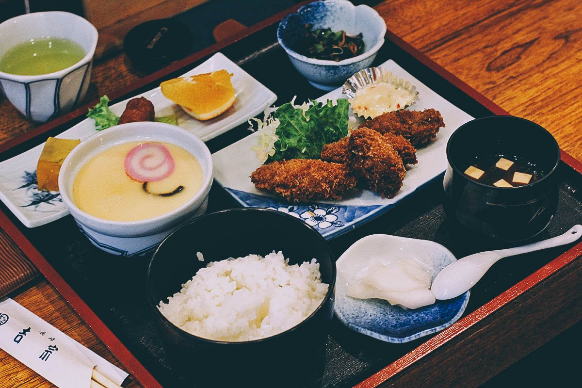 Youssou:  A 150-Year-Old Chawanmushi Restaurant in Nagasaki, Japan
