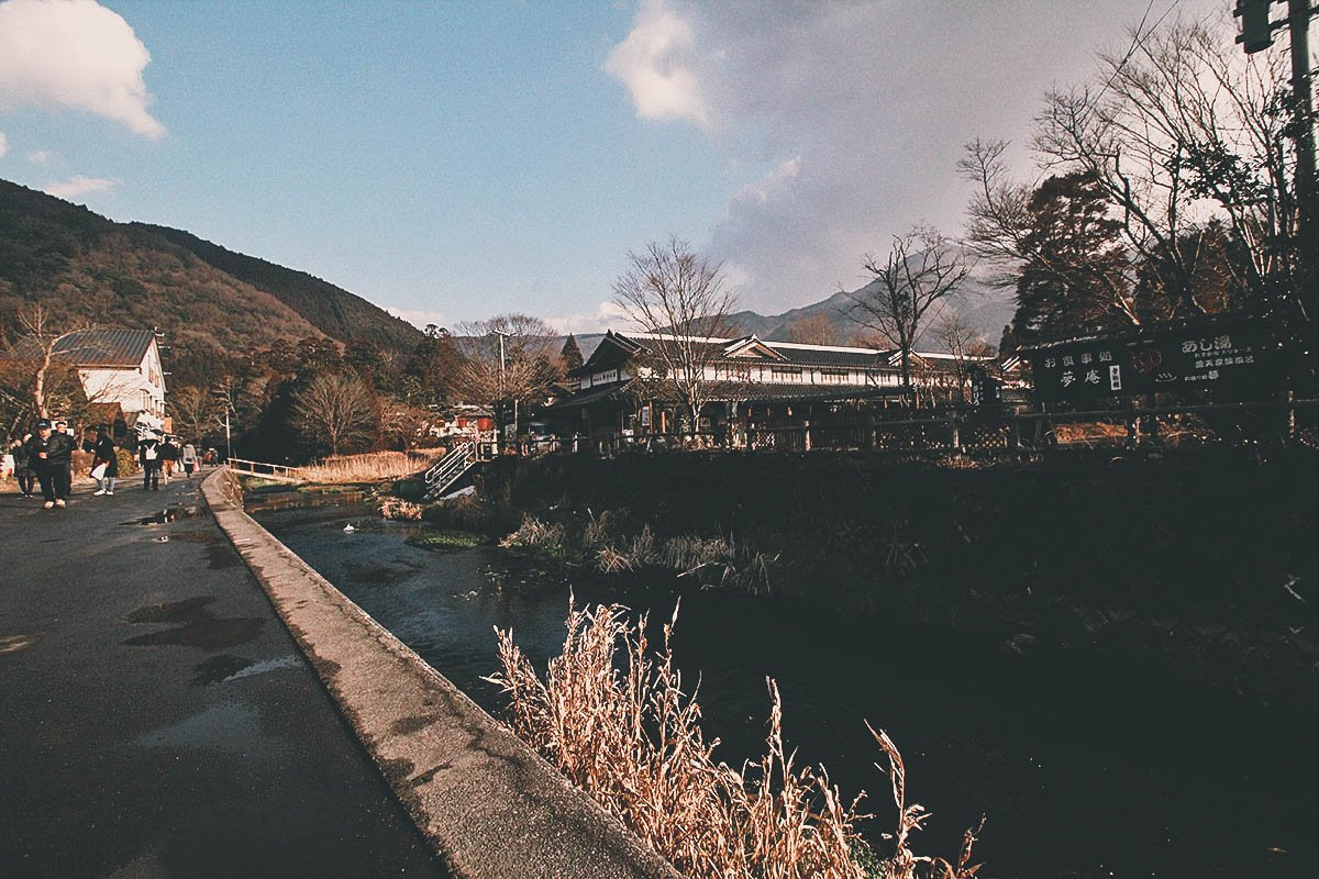 Spend the Night in Yufuin, a Charming Onsen Resort in Oita, Japan